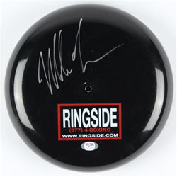 Mike Tyson Signed Authentic Ringside Boxing Bell (PSA COA)