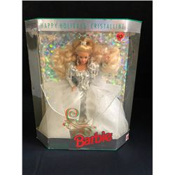 Happy Holidays 1992 Barbie Doll Special Edition
