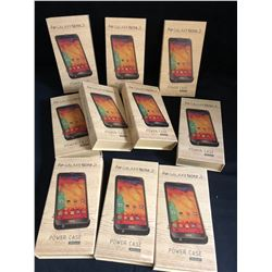 GALAXY NOTE 3 POWER CASE LOT