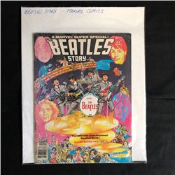 THE BEATLES STORY (MARVEL COMICS)