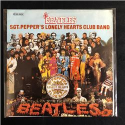 THE BEATLES SGT. PEPPERS LONELY HEARTS CLUB BAND (RARE IMPORT EP)