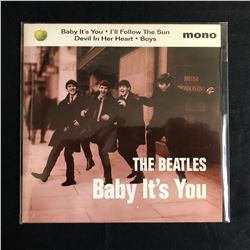 "THE BEATLES ""BABY IT'S YOU"" 4 SONG EP"