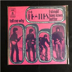 THE BEATLES RARE FRANCE IMPORT EP