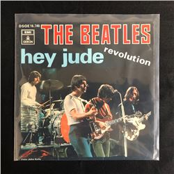 "THE BEATLES ""HEY JUDE"" RARE 45 EP (MADE IN SPAIN 1968)"