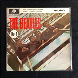 THE BEATLES RARE UK IMPORT EP
