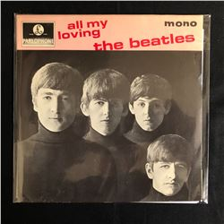 THE BEATLES RARE UK IMPORT 45 EP