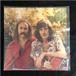 DAVID CROSBY & GRAHAM NASH VINYL LP