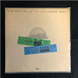 "THE BEATLES ""AT THE HOLLYWOOD BOWL"" LP"
