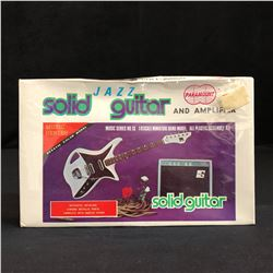 ORIGINAL 1960s MODEL KIT (JAZZ SOLID GUITAR & AMPLIFIER)