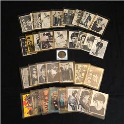 ORIGINAL THE BEATLES TRADING CARDS LOT