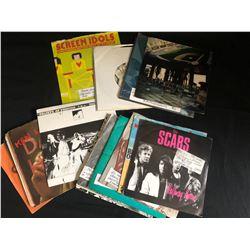 VINYL RECORD LOT (45s)