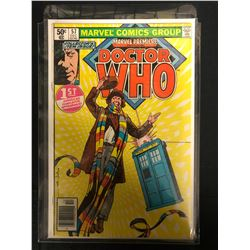 DOCTOR WHO #57 (MARVEL COMICS) 1st American Comic Book Appearance !