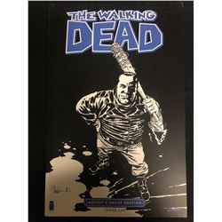 THE WALKING DEAD Issue 100 (IMAGE COMICS) Artist's Proof Edition