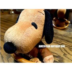 Snoopy / Plush Brown