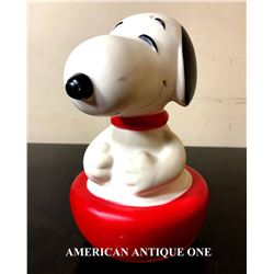 Snoopy Raleigh Pauly Soft Vinyl