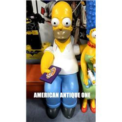 Homer Simpsons Life-sized Figure, Idea Planet production
