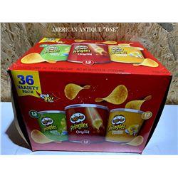2017 Pringles Box