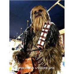 Chewbacca life-size figure