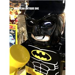 BATMAN LEGO MOVIE USA Store Display Life Size figure 192cm