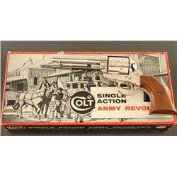 Colt Single Action Army .45 LC SN: 59999SA