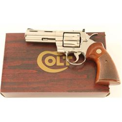 Colt Python .357 Mag SN: 41216E