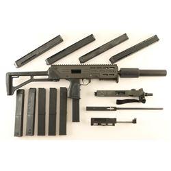 SWD M-11 SMG 9mm w/ Lage Upper & Conversion