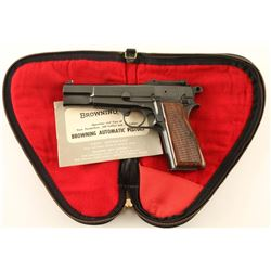 Browning Hi Power 9mm SN: T259460