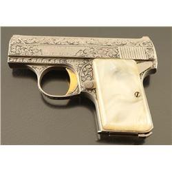Browning Baby Renaissance .25 ACP SN 328621