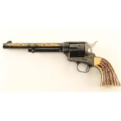 Colt Single Action Army .44-40 SN: 3137WC