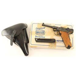 Mauser Parabellum 9mm SN: 11004628