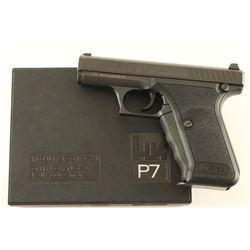 Heckler & Koch HK P7 9mm SN: 70838