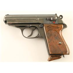 Walther PPK .32 ACP SN: 253461K