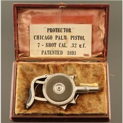 Chicago Fire Arms Co. The Protector .32 RF