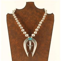 Sterling Navajo Necklace