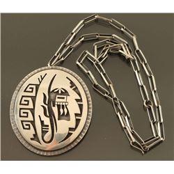 Large Hopi Pendant/Pin