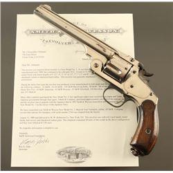 Smith & Wesson New Model No. 3 .44 S&W