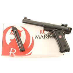 Ruger Mark IV Target .22 LR SN: 500052908