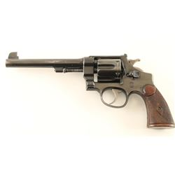 Smith & Wesson .44 Hand Ejector SN: 20014