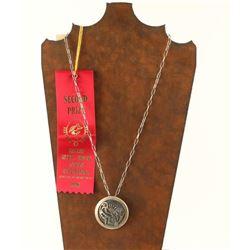 Award Winning Hopi Pin/Pendant