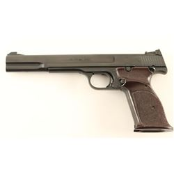 Smith & Wesson Model 46 .22 LR SN: 93536