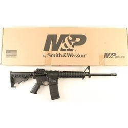 Smith & Wesson M&P-15 5.56mm SN: TJ56234