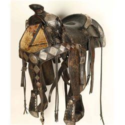 Amazing D.E. Walker Saddle
