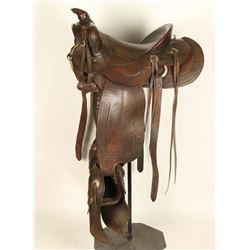 Brown Bohlin Saddle