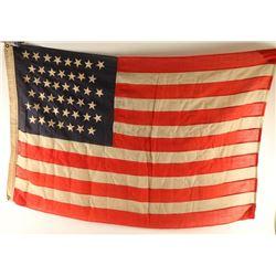 US 45 Star Flag