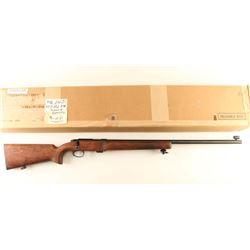 Remington M541 X Target .22 LR SN: A1066054