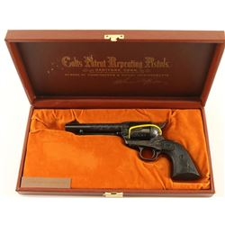 Factory Engraved Colt Single Action Army