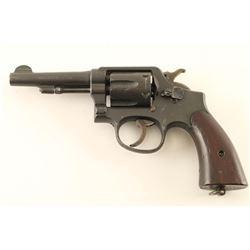 Smith & Wesson Victory .38 Spl SN: V274824