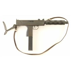 SWD M-11 SMG 9mm SN: 83-0001868