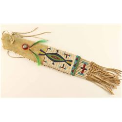 Plains Indian Pipe Bag