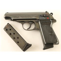Walther PP .32 ACP SN: 815184